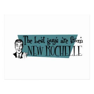 Los mejores individuos son de New Rochelle Tarjeta Postal
