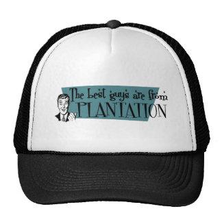Los mejores individuos son de plantación gorras de camionero