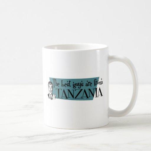 Los mejores individuos son de Tanzania Tazas De Café
