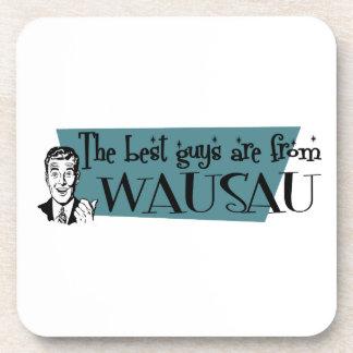 Los mejores individuos son de Wausau Posavasos De Bebida