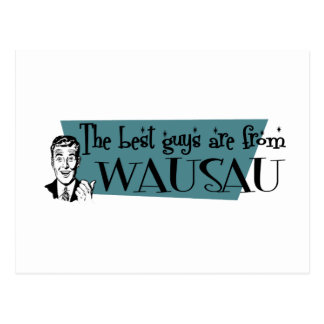 Los mejores individuos son de Wausau Tarjetas Postales