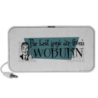Los mejores individuos son de Woburn Laptop Altavoces