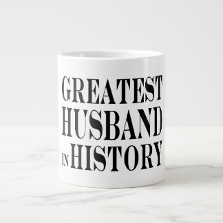 Los mejores maridos: El marido más grande en histo Taza Extra Grande