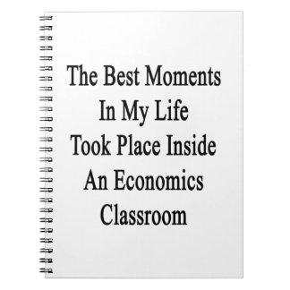Los mejores momentos de mi vida ocurrieron dentro note book