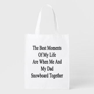 Los mejores momentos de mi vida son cuando yo y mi bolsas de la compra