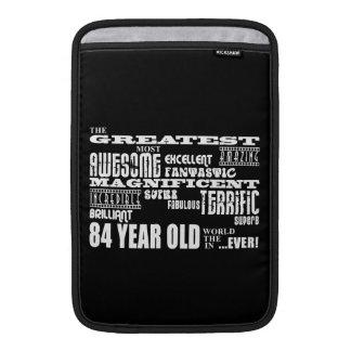 Los mejores ochenta y cuatro años más grandes de l funda  MacBook