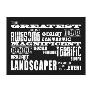 Los mejores paisajistas: El paisajista más grande Impresion En Lona