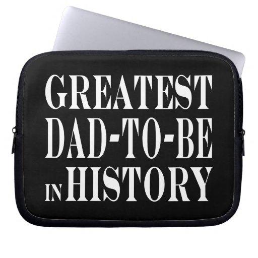 Los mejores papás a ser el papá más grande a estar funda portátil