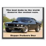Los mejores papás del mundo merecen el coche más f arte fotográfico