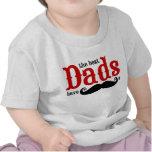 Los mejores papás tienen camiseta de los bigotes