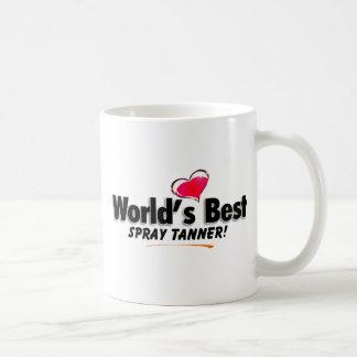 Los mejores productos de Tanner del aerosol del Taza Clásica