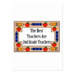Los mejores profesores son 2dos profesores del gra tarjetas postales