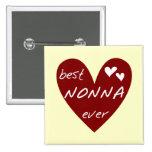 Los mejores regalos de las camisetas de Nonna del  Pin