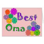Los mejores regalos del día de madre de Oma Felicitacion