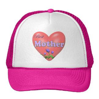 Los mejores regalos del día de madres de la mamá gorros bordados