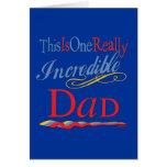 Los mejores regalos del papá tarjeta