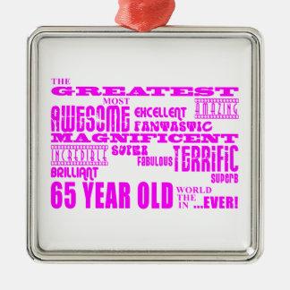 Los mejores sesenta chicas de cinco años de Olds: Adorno De Reyes