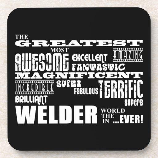 Los mejores soldadores: El soldador más grande Posavasos