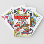 Los mejores tebeos #31 barajas de cartas