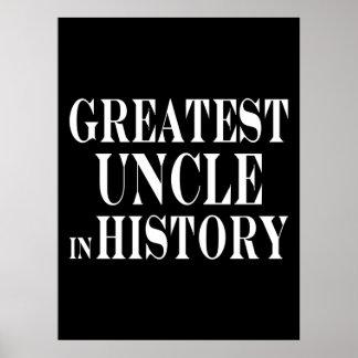 Los mejores tíos: El tío más grande en historia Poster