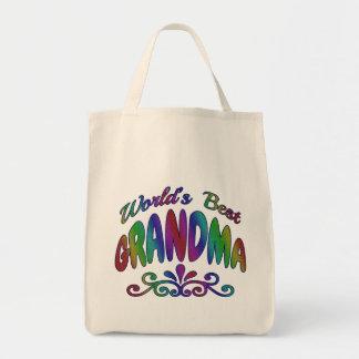 Los mejores totes y bolsos de la abuela del mundo bolsa tela para la compra