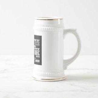 Los mejores yernos más grandes cumpleaños y banque taza de café