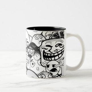Los Memes Coffee Mugs