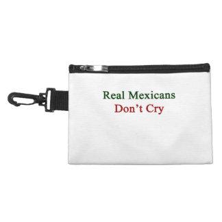 Los mexicanos reales no lloran