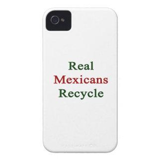 Los mexicanos reales reciclan iPhone 4 carcasas