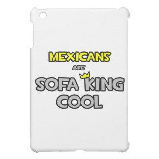 Los mexicanos son rey Cool del sofá
