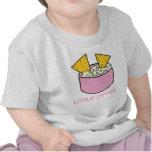 los microprocesadores de tortilla adentro sumergen camisetas