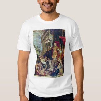 Los milagros de St Ignatius de Loyola de Rubens Polera
