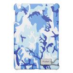 Los militares azules camuflan iPad mini carcasa