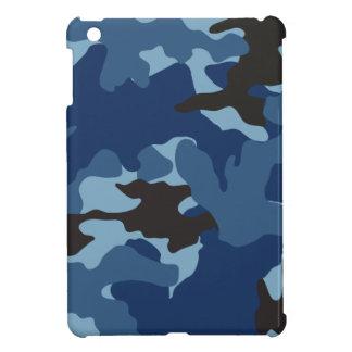 Los militares azules de Camo camuflan la mini