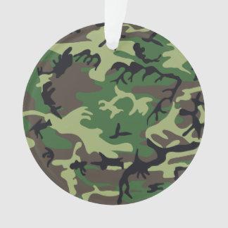 Los militares camuflan