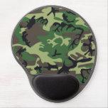 Los militares camuflan alfombrilla de ratón con gel