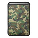 Los militares camuflan el aire de Macbook Funda Macbook Air