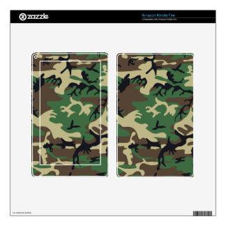 Los militares camuflan eReaders y hacen tabletas p Kindle Fire Skins