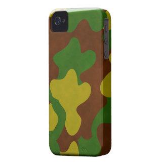 Los militares camuflan la caja intrépida de iPhone 4 fundas