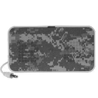 Los militares de Digitaces camuflan iPod Altavoz