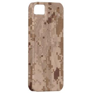 Los militares de Digitaces del desierto camuflan iPhone 5 Case-Mate Fundas