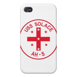 Los militares del buque hospital del CONSUELO de A iPhone 4/4S Fundas