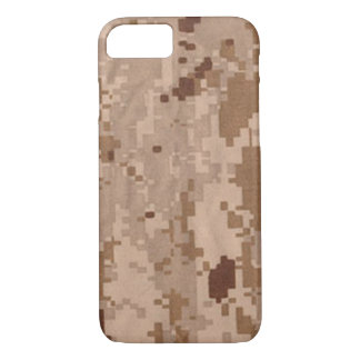 Los militares del desierto camuflan funda iPhone 7