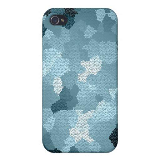 Los militares del ejército camuflan los casos iPhone 4 carcasas
