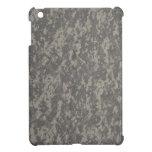 Los militares grises de Digitaces camuflan iPad Mini Funda