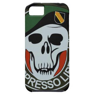 Los militares NEGROS de las fuerzas especiales OPS iPhone 5 Case-Mate Coberturas