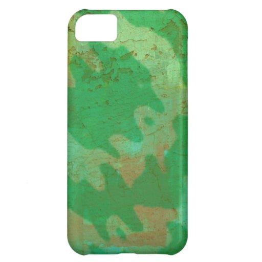 Los militares tienen gusto del modelo en verde funda para iPhone 5C