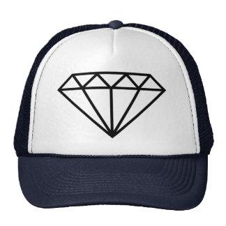 Los millonarios capsulan, diamante gorra