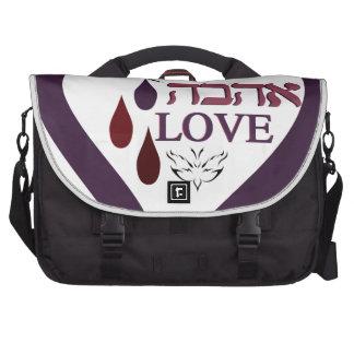 Los ministerios del amor bolsas para portatil