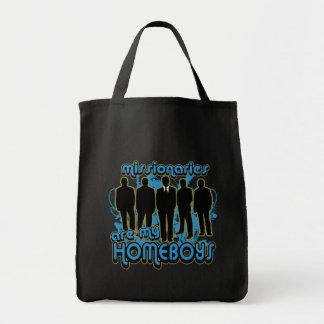 Los misionarios son mis Homeboys Bolsa De Mano